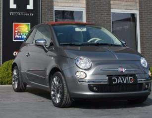 Fiat 500 Cabriolet 1.2 Lounge