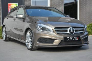 Mercedes A180 cdi *AMG Pack* Automaat - FULL OPTION -1e eigenaar!