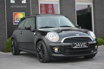 MINI ONE 1.6D *FULL OPTION* Slechts 53500Km's!